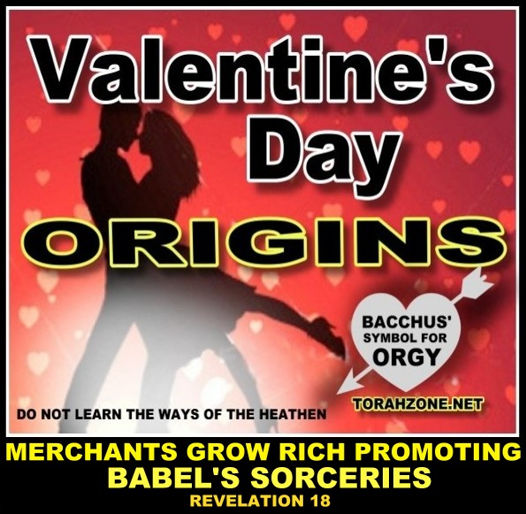 Valentines Day Origin